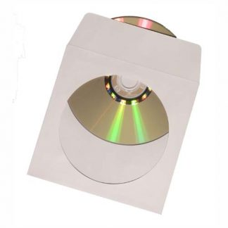 Paper CD/DVD Sleeves