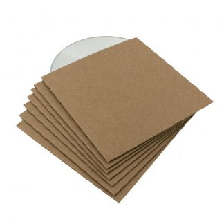 Chipboard CD/DVD Sleeves